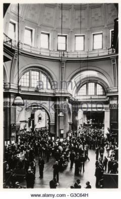 1960.s looking down at Kaffirs market.